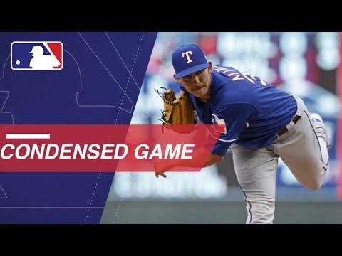 Condensed Game: SD@TEX - 6/27/18