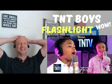 "TNT Boys | ""Flashlight""(Jessie J) - Reaction OMG! 