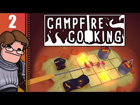 Let's Play Campfire Cooking Part 2 - Fern Jungle