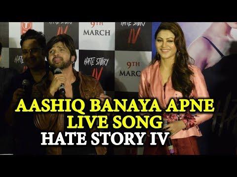Aashiq Banaya Aapne Live Singing by Himesh Reshamiya & Neha Kakkar | Urvashi Rautela Hate Story 4