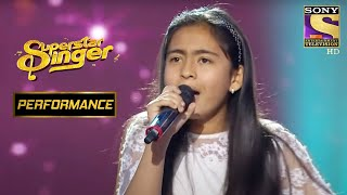 Shekinah Delivers A Rockstar Performance | Superstar Singer
