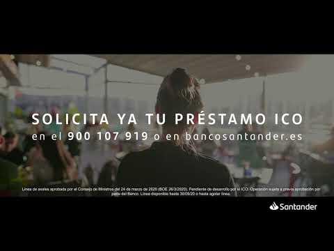 Santander apuesta por los autónomos con los créditos ICO