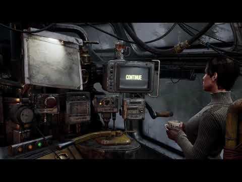 Metro Exodus - herní menu - hudba