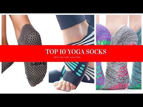 ✔️ TOP 10 BEST YOGA SOCKS �� Amazon 2020