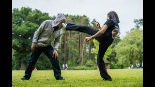 SELF-DEFENSE FOR MUSLIM WOMEN IN UK
