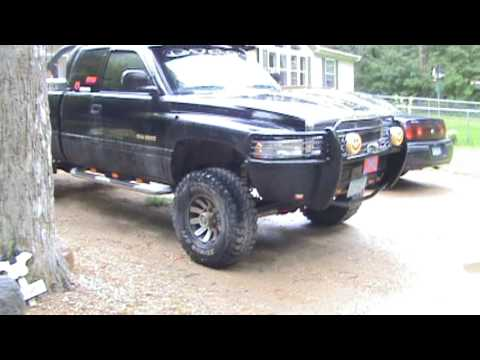 Custom rolllight bar and work on the truck youtube aloadofball Choice Image