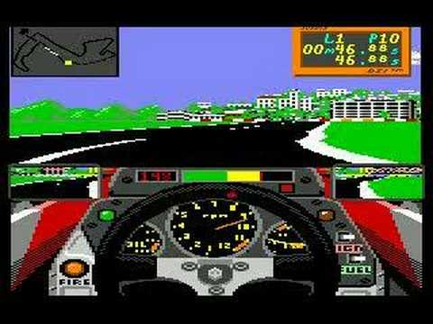 Grand Prix Circuit (Commodore 64)