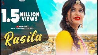 RASILA - Full Video | Kapil Jangir Ft. Mame Khan | From the EP Kapil's | Ks records | new song 2020