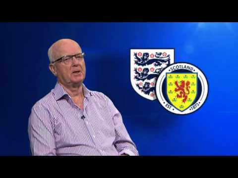 Archie Macpherson recalls his first experience of England v Scotland
