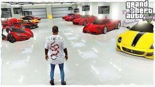 GTA 5 REAL LIFE MOD   #11 LUJO DE VIDA ,ROLEX,FERRARI,IPHONE X .. (REAL FAMILY LIFE MODS)🏡