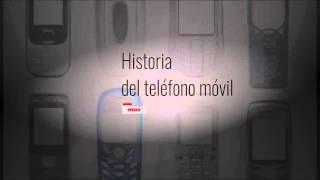 Historia del teléfono móvil