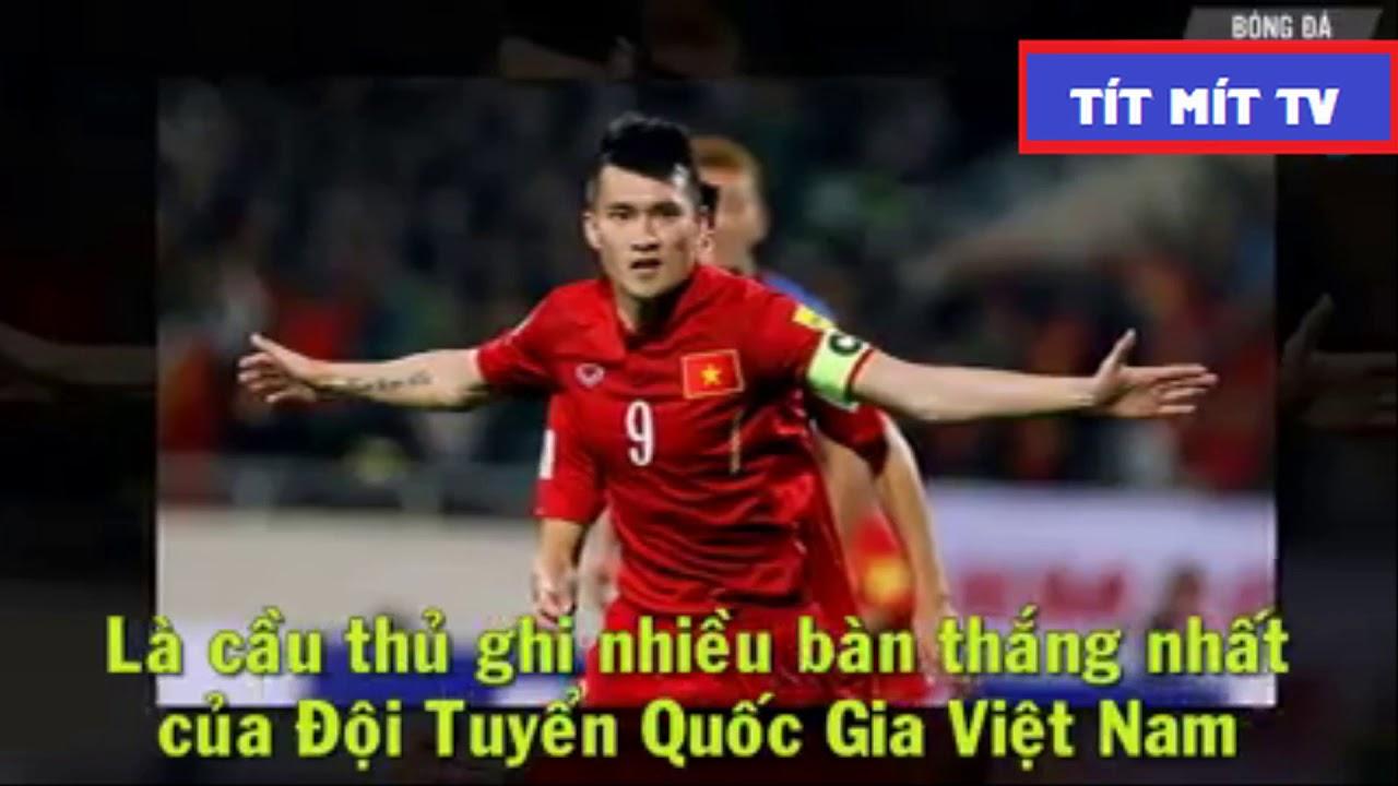 Lê Công Vinh - Huyền thoại bóng đá Việt Nam