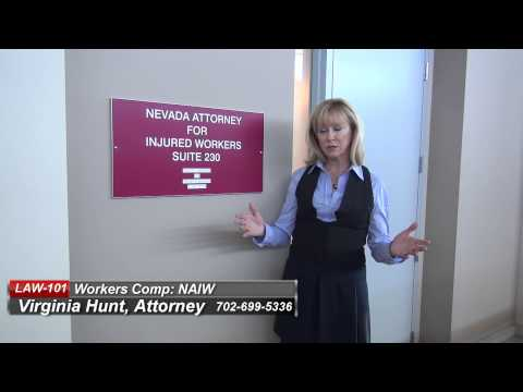 NV Workers Comp 101: Nevada Attorney for Injured Workers