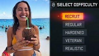Females Have Reached a New Level of Recruit Difficulty
