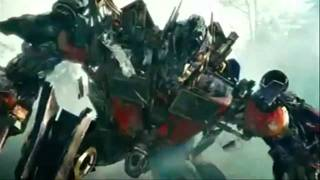 Transformers Revenge of the Fallen Forest Battle deleted scene HD