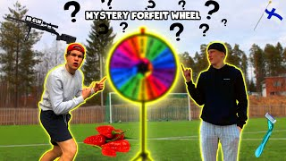 Ultimate Forfeit Wheel Football Challenge (Suomi Edition)