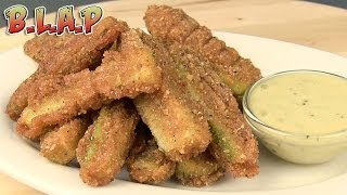 Simply The Best Deep Fried Zucchini Sticks Recipe