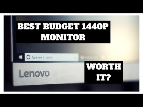 A Great Value Monitor |Lenovo L27Q-10 Review
