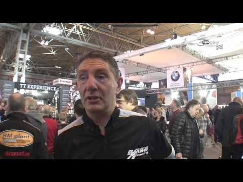 John Holden at Motorcyclelive