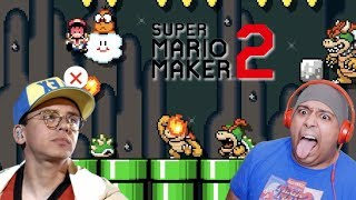 Gambar cover LOGIC SENT ME ANOTHER LEVEL TRYNA KILL YOUR BOY!! [SUPER MARIO MAKER 2] [QUICKIES] [#02]