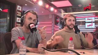 Extrait de l'émission avec Squeezie & Maxenss ! - Guillaume Radio sur NRJ