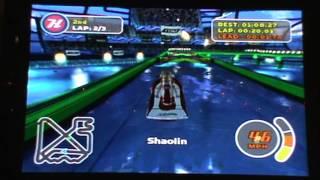 Splashdown: Rides Gone Wild - Race @ Depth Charge (Circuit Mode)