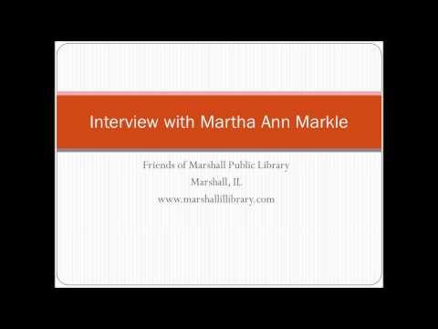 MPL FR 89 Martha Ann Markle