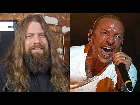 Lamb of God's Mark Morton: Chester Bennington Loved Getting Back to Metal Again Mp3