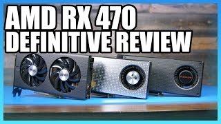 sapphire rx 470 platinum review benchmark vs rx 480 1060