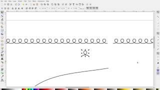 Inkscape for physicists: (3) Draw Feynman Diagrams (continued)
