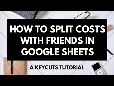 Splitting Costs With Friends Just Got Easier • KeyCuts