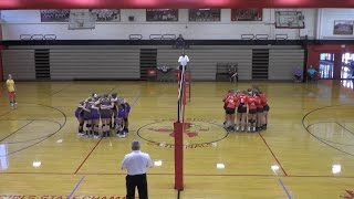 East Surry Volleyball vs. North Surry Volleyball