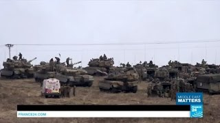 Israel: tension rises with Syria in Golan heights with chaos reigning across the border