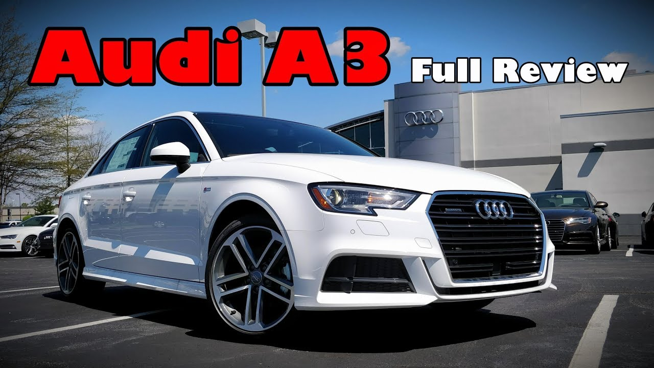 Audi A3 Prestige Vs Premium Plus   2019 2020 New Car Release