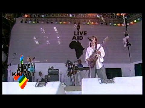 tensión Día del Niño Así llamado  Nik Kershaw - Unreleased Performance (Live Aid) - YouTube