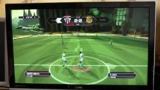 Pure Football Gameplay - Laggy Online !