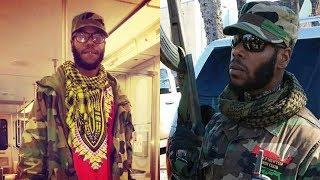 Rakem Balogun Arrested By The FBI & Classified As BIE