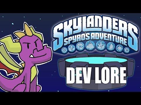LORE  Skylanders Dev Lore In A Minute!