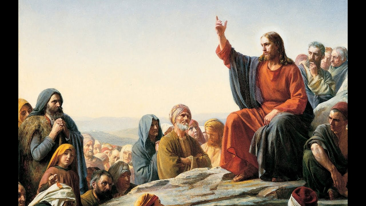 core teaching of jesus The life and teachings of jesus jesus began preaching, teaching though within his lifetime jesus' core following remained no more than a small.