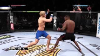 Ea Sports UFC Demo PlayStation 4 (PS4)