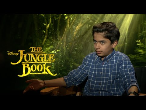 The Jungle Book interview: Neel Sethi as Mowgli