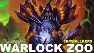 Hearthstone - Warlock Zoo Vs Odd Hunter [ Bruxo Zoo Vs Caçador Ímpar ]