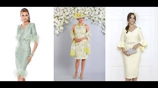 Mother of the Bride & Groom Dresses new designs 2019