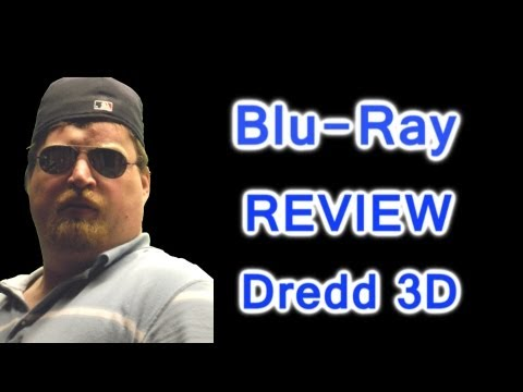 Dredd 3D Blu-ray Review