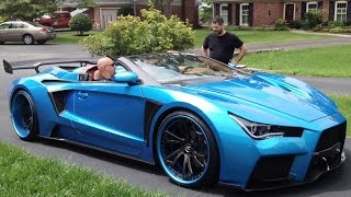 Top 10 Cars - 7 Supercars You Never Knew Existed