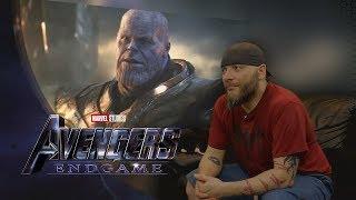 Avengers: Endgame REACTION!