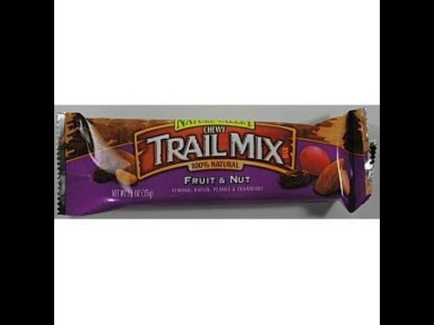 Nature Valley Trail Mix Chewy Fruit and Nut Bar (48 Pack) Review