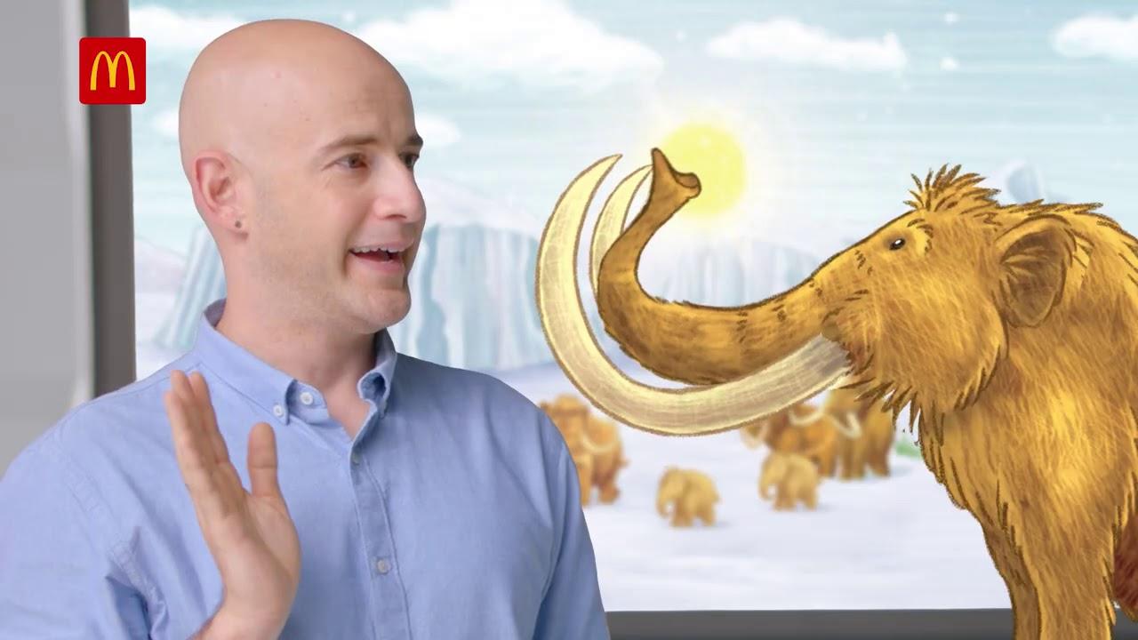 你知道真猛瑪象怎麼剷雪嗎?型男老爸吳鳳帶你瞭解其中秘密!