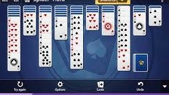 Microsoft Solitaire Collection: Spider - Hard - January 1, 2015