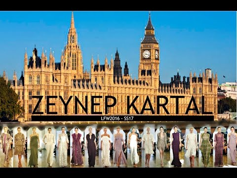 ART IN FUSION TV - Zeynep Kartal at the House of Parliament London